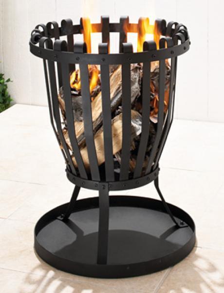 Feuerkorb table basse relevable for Feuerkorb hornbach
